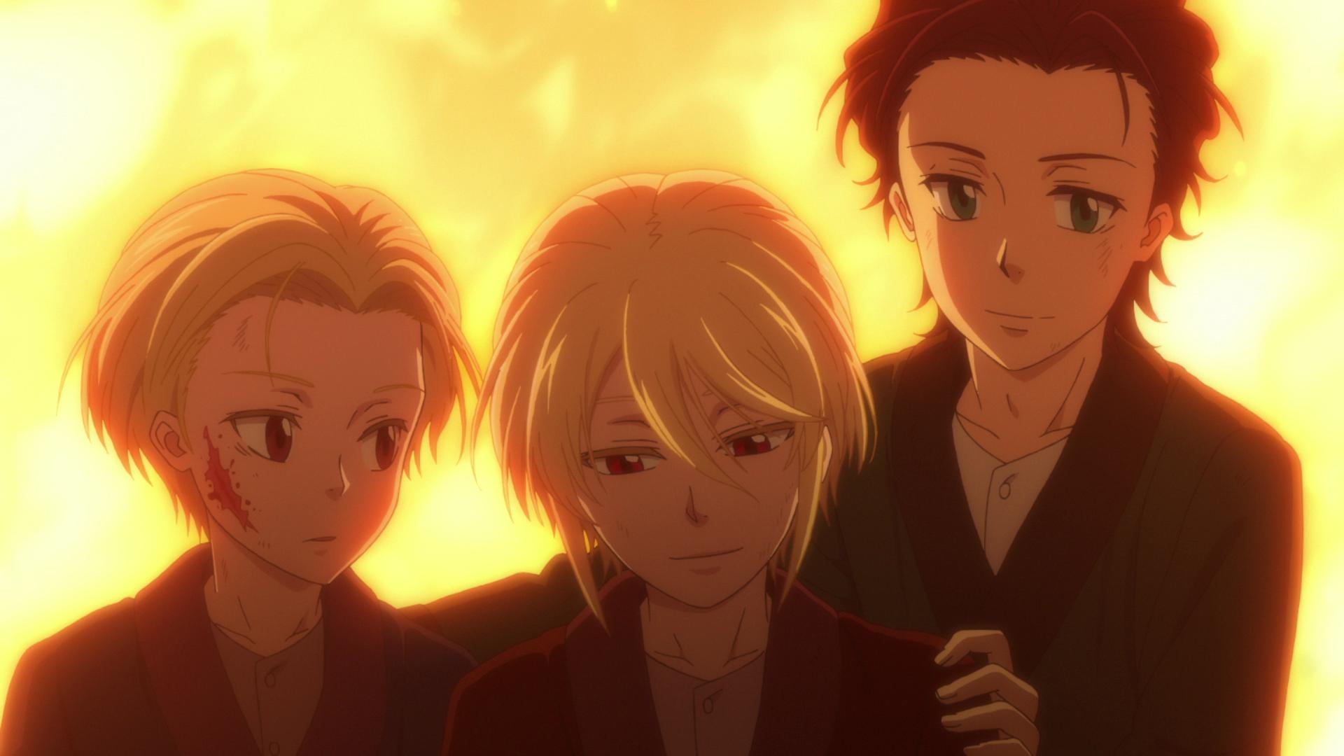 TVアニメ『憂国のモリアーティ』3話感想 階級制度が蔓延る世界を変えるために3人の少年が動き出す!