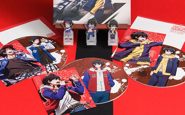アニメ『ヒプマイ』一番くじ発売決定!4ディビジョンが集合したバスタオル、キャンバスボード、レコード風メタリック色紙など