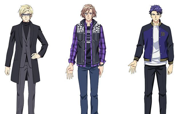 アニメ『A3!』秋組ユニットテーマ曲を使用したSEASON AUTUMNのPV公開!東京・大阪では交通広告とアドトラックも展開