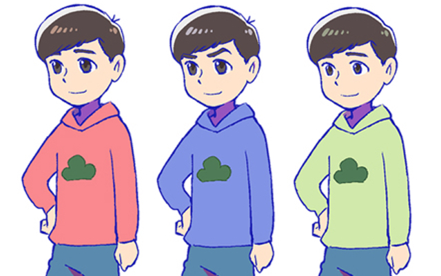 TVアニメ『おそ松さん』主役はスタイリッシュな新6つ子!?キャストは花江夏樹さん、島﨑信長さん、内田雄馬さんらが集結