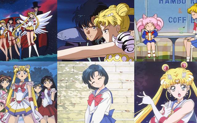 「美少女戦士セーラームーンアニメ大投票」放送決定!キャラ約120、歌80、エピソード250の中から頂点に輝くのは?