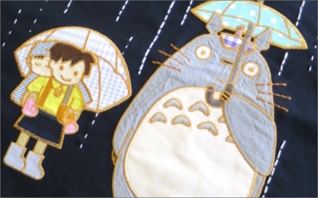 """ジブリ作品の""""あのシーン""""が手刺繍や手縫いで表現されたお洋服が展開!全国パルコにて期間限定ショップがオープン"""