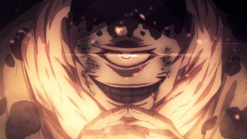 TVアニメ「呪術廻戦」第7話感想 五条先生VS漏瑚のバトル開始!先生の待望の素顔が明らかに・・・さらに真人も初登場
