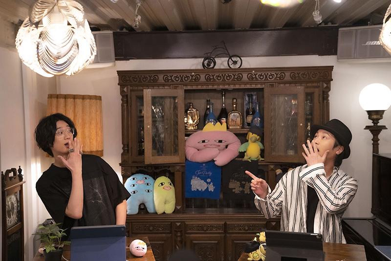 大王グループより「おしバカ」&「クリスマスパーティー」の生特番配信決定!出演陣への配信後インタビューも到着