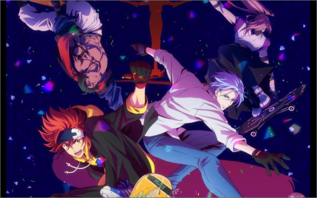 冬アニメ「SK∞ エスケーエイト」メインキャストついに解禁!キャラクターボイスが聞ける第2弾PV・KVも公開
