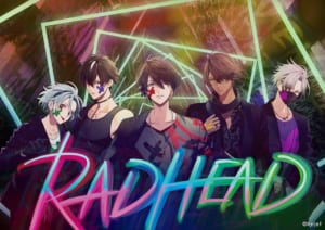 "「CARNELIAN BLOOD」RAD HEAD 5-Vocal-Band ""EROSION"" 3rd Single from CARNELIAN BLOOD"