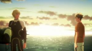 「WAVE!!〜サーフィンやっぺ!!〜」アニメPV 場面カット