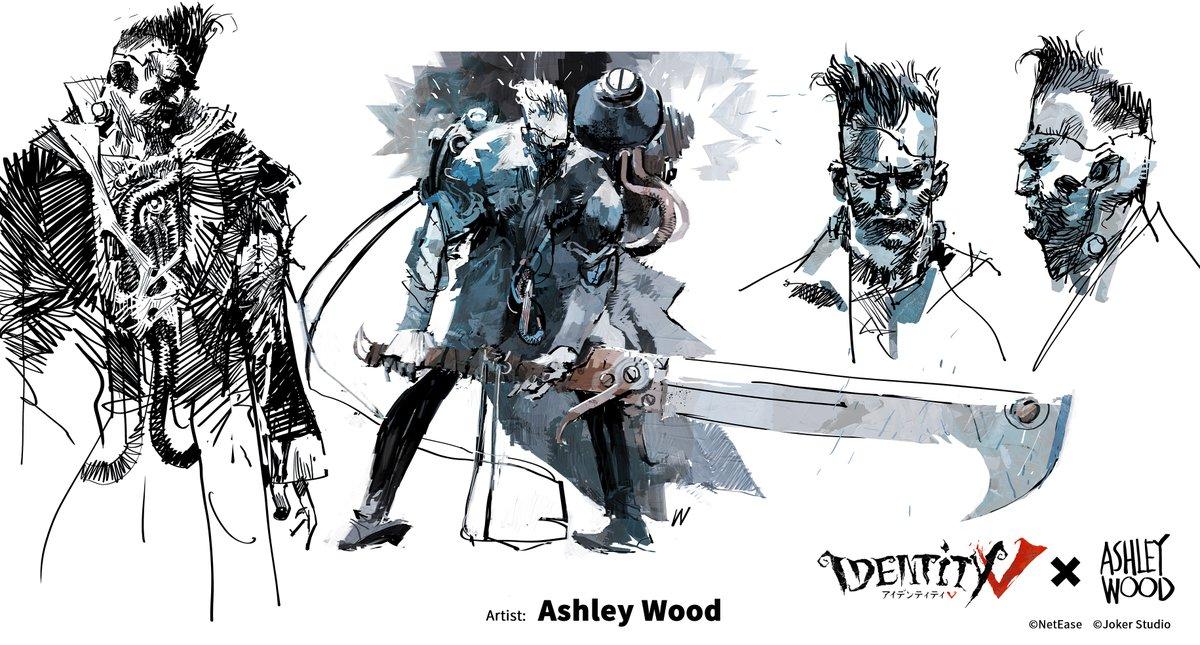 「IdentityV」新ハンター「博士」が実装決定&イラスト・ムービーが公開!死者蘇生や完璧な人間に夢中なキャラクター