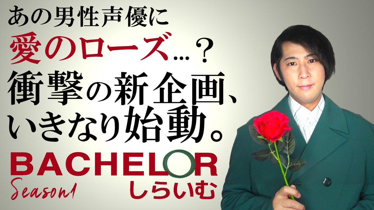 白井悠介さんが選ぶのは…?男性声優22名からパートナーを選ぶ「バチェラーしらいむ」公開