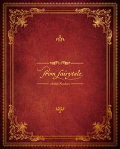 「from fairytale」初回限定盤ジャケット