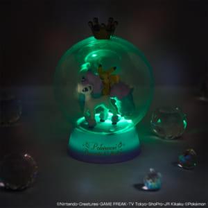 一番くじ Pokémon for you~Dramatic Collection~ A賞 きらきらドームライト