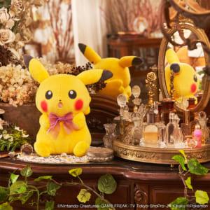 一番くじ Pokémon for you~Dramatic Collection~ C賞 ピカチュウ夢ごこちぬいぐるみ