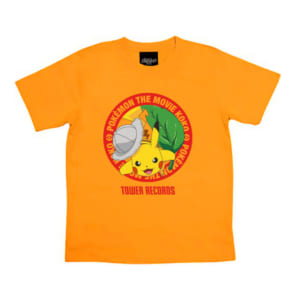 Tシャツ ゴールド(子供用)