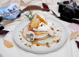 N.Y.スタイルパンケーキ
