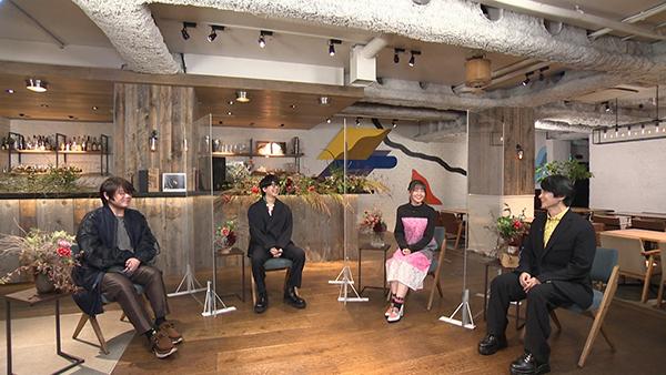 「鬼滅の刃」花江夏樹さん、鬼頭明里さん、下野紘さん、松岡禎丞さんがトーク番組「ボクらの時代」に出演決定!