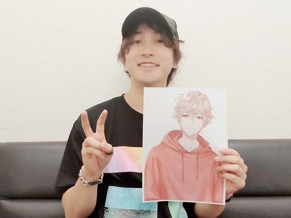 MintLipの新作シチュエーションCD「Re◆CARAT」紅坂珠樹役・中島ヨシキさんのインタビュー公開!