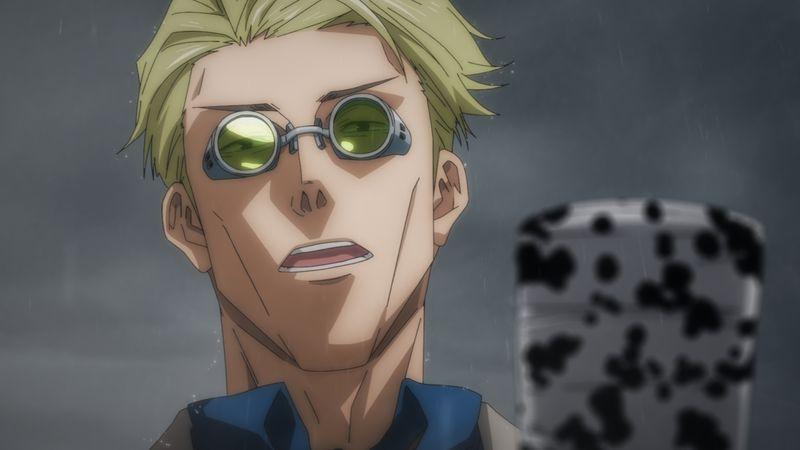 TVアニメ「呪術廻戦」第9話感想 悠仁&七海が新しい事件の調査へ!七海の能力とは?そして真人の正体とは・・・!?