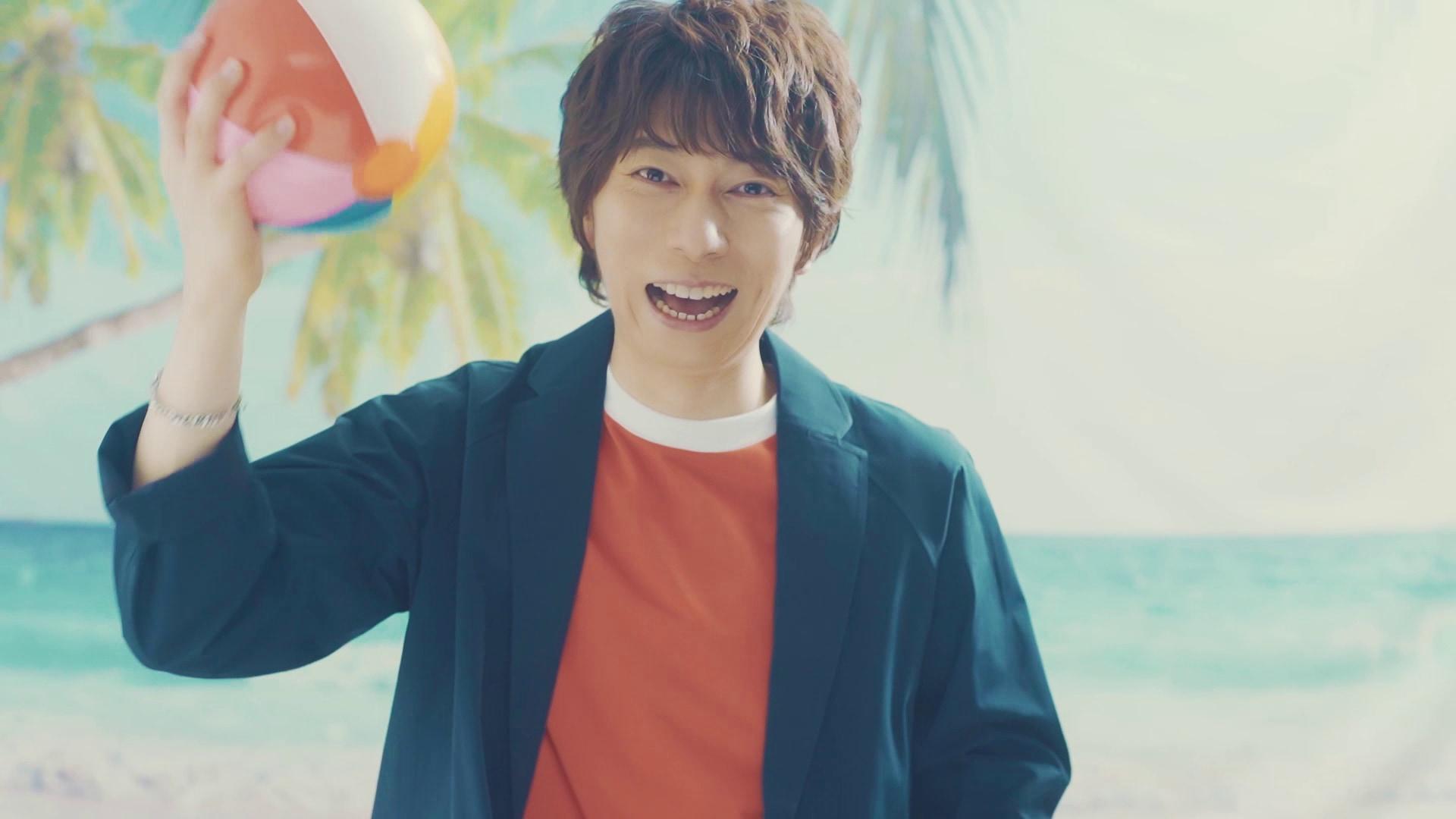羽多野渉さん10thシングル「Never End! Summer!」MV公開!オンライン1on1特典会の実施も決定