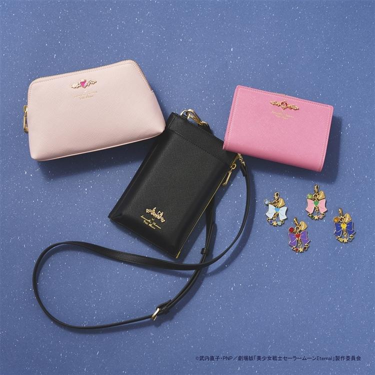 「美少女戦士セーラームーン」×「Samantha Thavasa Group」ジュエリー、バッグ、財布といったキュートなコラボアイテムが登場!