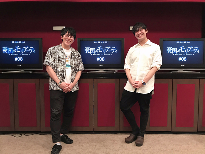 秋アニメ「憂国のモリアーティ」新キャスト発表!活躍が始まる、まこロックとおのソンのコメントも公開♪