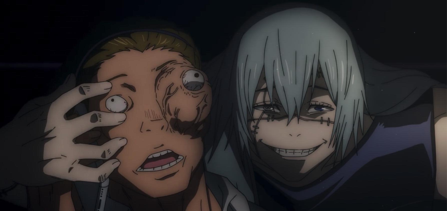 TVアニメ「呪術廻戦」第9話「幼魚と逆罰」 - にじめん