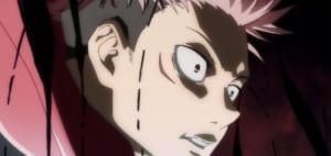 TVアニメ「呪術廻戦」第9話「幼魚と逆罰」