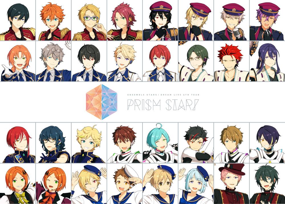"""「あんスタ」スタライ「4th Tour """"Prism Star!""""」BD/DVD情報公開!スタライ5thチケット情報も"""