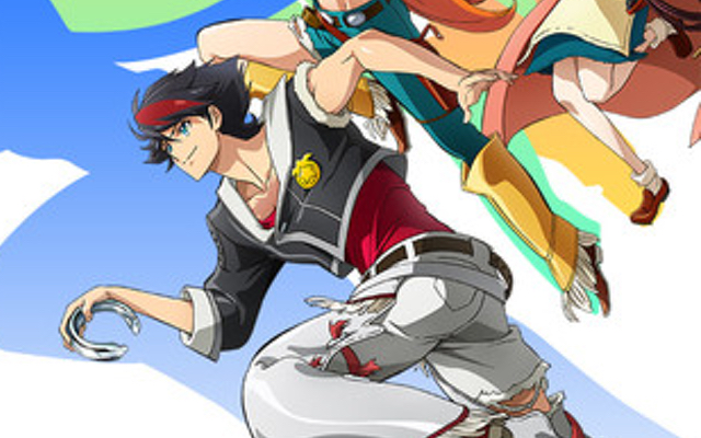 梶裕貴さん主演のTVアニメ「バック・アロウ」PV第2弾公開!OPはLiSAさん、EDは斉藤朱夏さんが担当