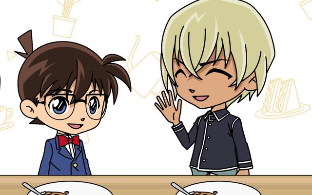「名探偵コナン」×「カゴメ」最新レシピ動画に赤井秀一&安室透が登場!サラダとカレーのレシピを教えてくれる撮り下ろしボイス