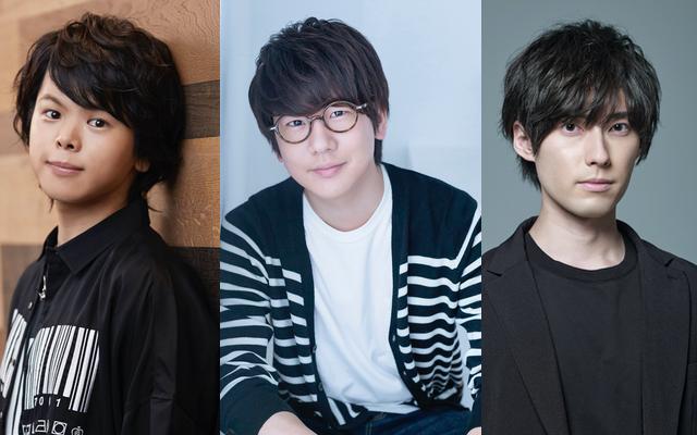 TVアニメ「進撃の巨人」花江夏樹さん、増田俊樹さん、村瀬歩さんらがマーレ戦士のキャストに決定!