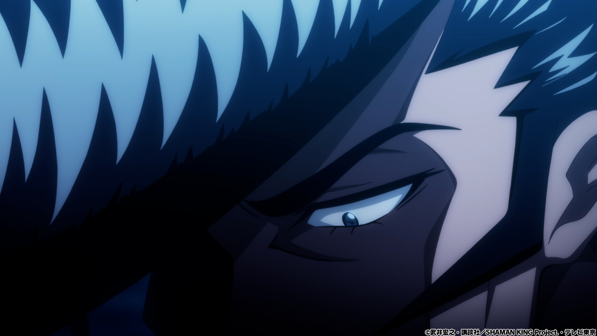TVアニメ「SHAMAN KING」PVカット