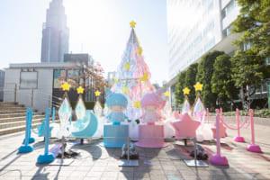 キキ&ララ「TWINKLE COLOR CHRISTMAS」キービジュアル昼