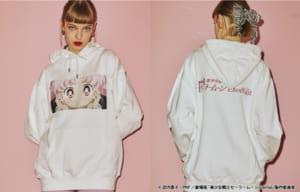 劇場版「美少女戦士セーラームーンEternal」×jouetie シーンフーディ