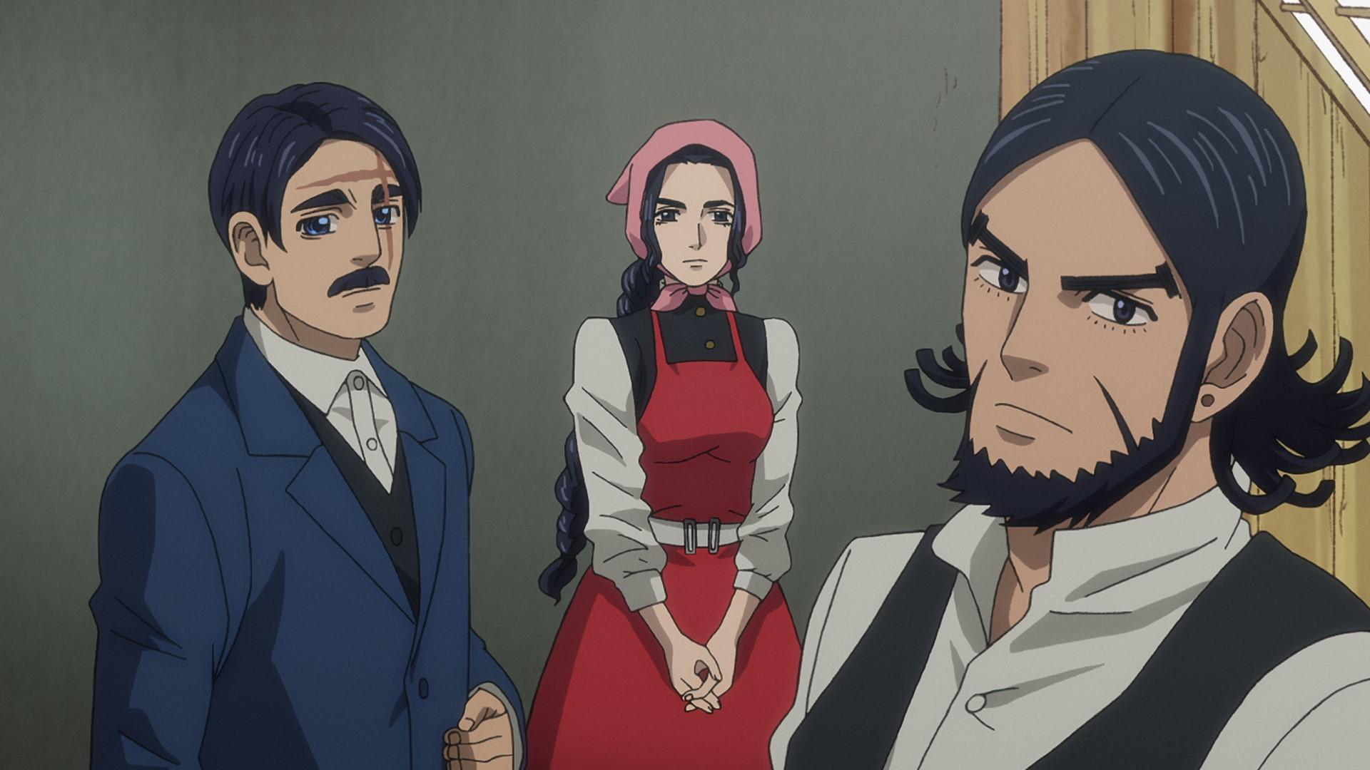 TVアニメ「ゴールデンカムイ」第三十三話「革命家」あらすじ&先行カット到着!キロランケが日本へ渡る前の出来事を語る