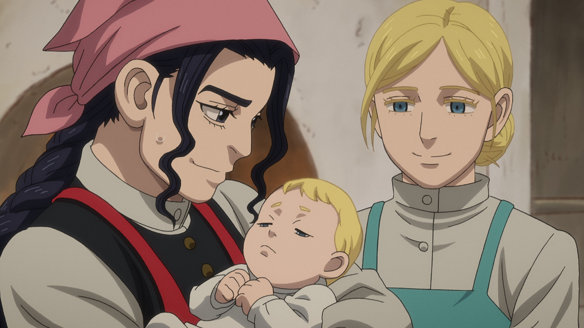 TVアニメ「ゴールデンカムイ」第3期第三十三話「革命家」先行カット