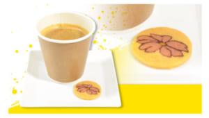 「チェンソーマン」×「アニメイトカフェ」マスターが淹れた二道のコーヒー