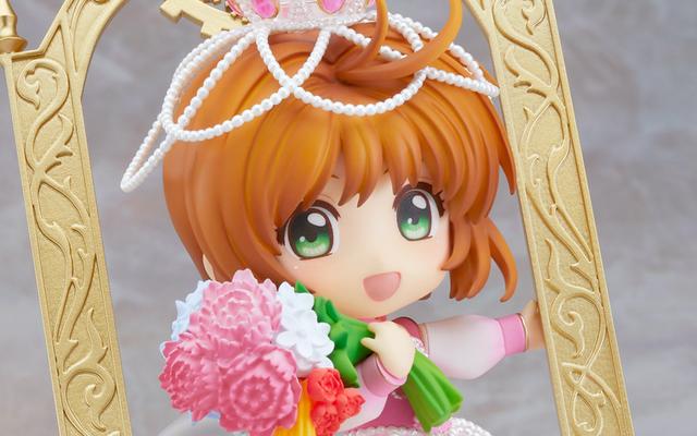 「CCさくら」木之本桜のねんどろいどが登場!CLAMP描きおろしイラストがモチーフ&可憐な衣装に注目