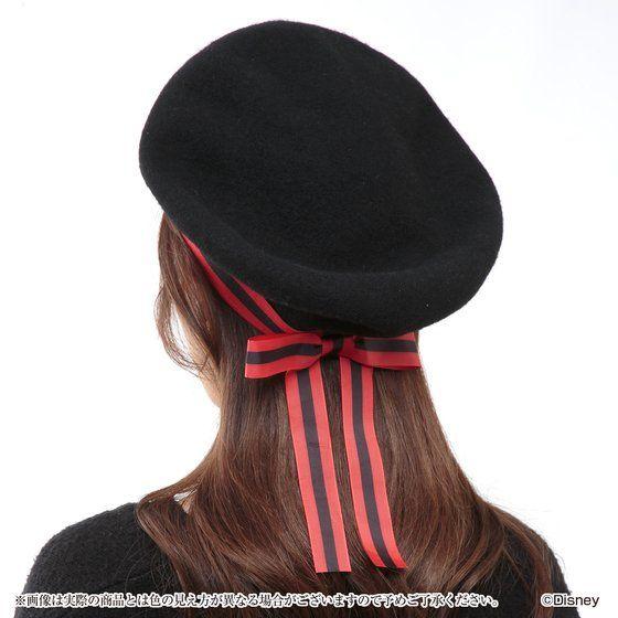 ディズニー ツイステッドワンダーランド ベレー帽 ハーツラビュル
