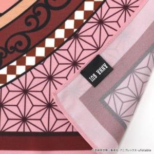鬼滅の刃×ANNA SUI マルチスカーフ