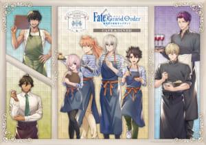 劇場版「Fate/Grand Order -神聖円卓領域キャメロット-」 CAFE&DINER