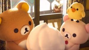 「リラックマとカオルさん」のスペシャルコラボ第3弾映像カット