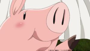 TVアニメ「七つの大罪 憤怒の審判」ホーク