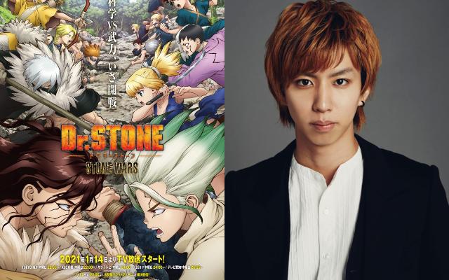 TVアニメ「Dr.STONE」×はじめしゃちょーコラボ動画配信!アニメにもゲスト出演決定