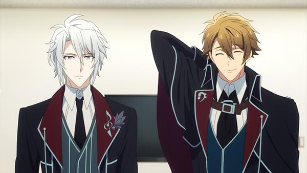 TVアニメ「アイドリッシュセブンSecond BEAT!」第14話「引き金」先行カット楽・龍之介