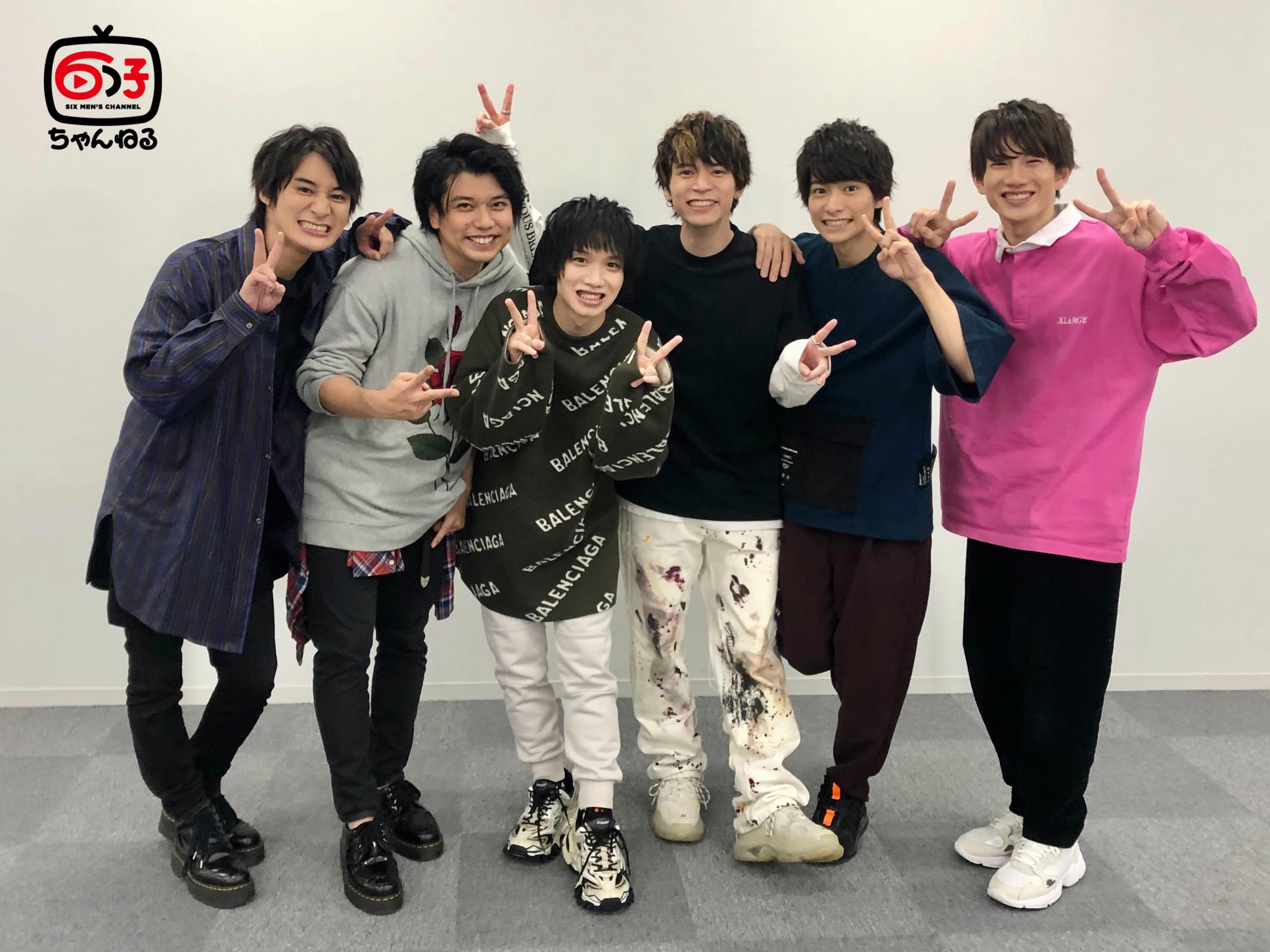 舞台「おそ松さん」でおなじみの高崎翔太さんらがYouTube「6つ子ちゃんねる」を開設!年末イベントも開催決定