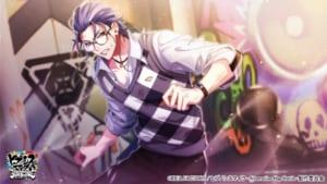 ゲームアプリ「ヒプノシスマイク -Alternative Rap Battle-」SSR【Trinity】躑躅森盧笙
