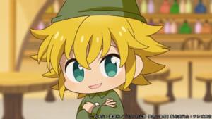 TVアニメ「七つの大罪 憤怒の審判」パロディー風ミニアニメ「劇団七つの大罪」場面写真