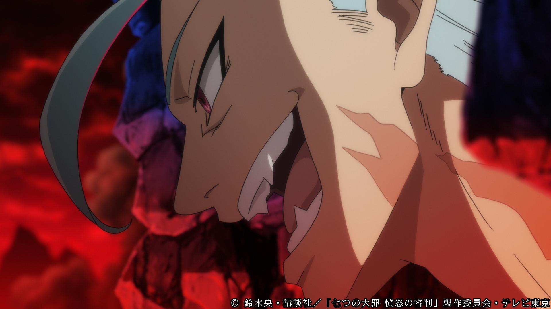 TVアニメ「七つの大罪 憤怒の審判」新規映像が盛りだくさんの第2弾PV公開!エンディングテーマも初解禁