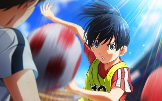 「四月は君の嘘」新川直司先生原作の劇場アニメ「さよなら私のクラマー」第2弾キービジュアル公開!2021年4月1日公開決定