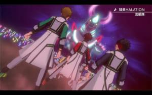あんさんぶるスターズ!! Music ゲームサイズMV「彗星HALATION」